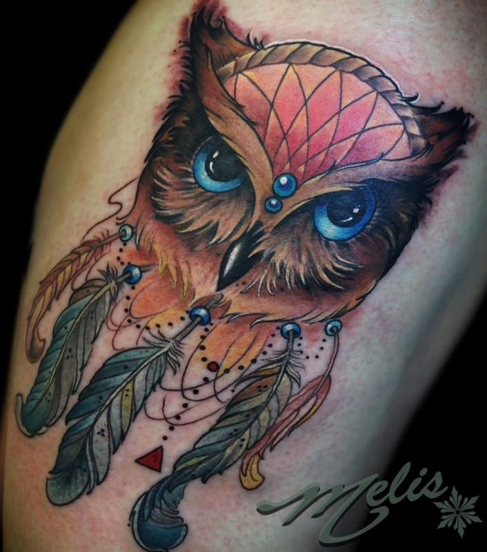 I will have a similar tattoo one day. ❤❤