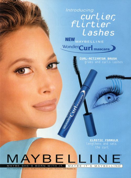 christy turlington maybelline - photo #23