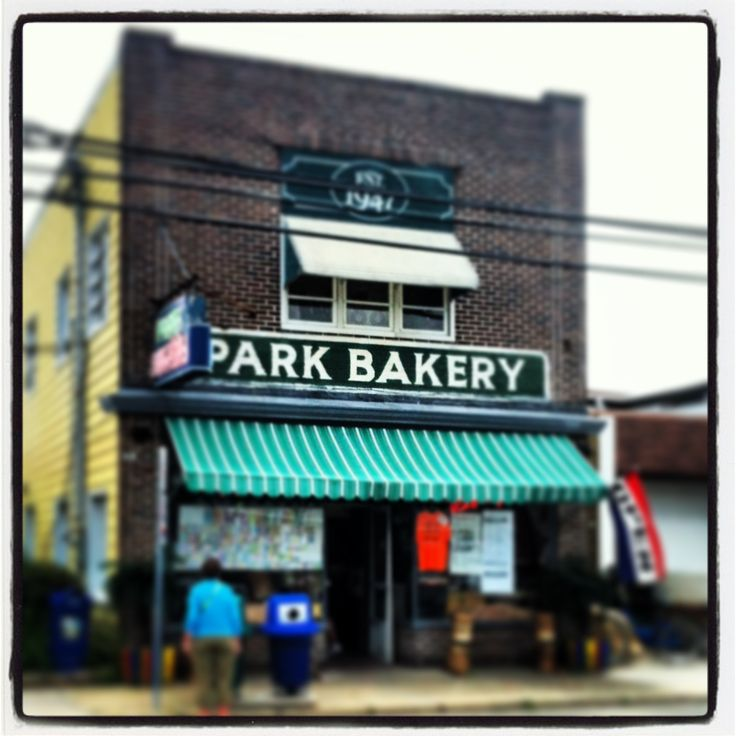 Park Bakery Seaside Park, NJ  Yes, I've already been here a million times, but I'm missing this right now.