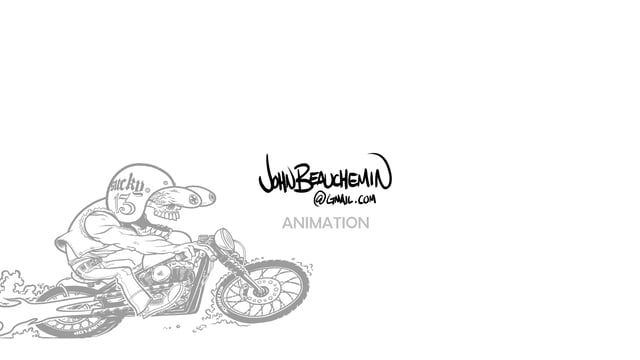 All animation is hand-keyed and done by me.