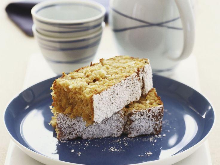 Apfel-Kokos-Kuchen - smarter - Zeit: 30 Min. | eatsmarter.de