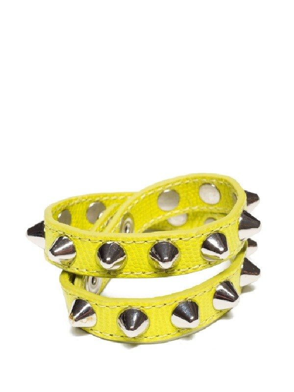 Double-Wrap Pointy Stud Bracelet | Rebecca Minkoff Online Store: Awesome Jewelry, Delicate Jewelry, Pointy Stud, Double Wrap Stud, Bracelets, Bracelet Rebecca, Double Wrap Pointy