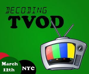 Hey NYC, we're hosting our #DecodingTVOD event here with panelists from VHX and Vimeo! Get your tickets now: http://bit.ly/1F59jBE