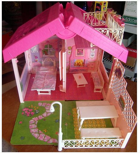 49 Best Images About Barbie Rooms On Pinterest Mansions