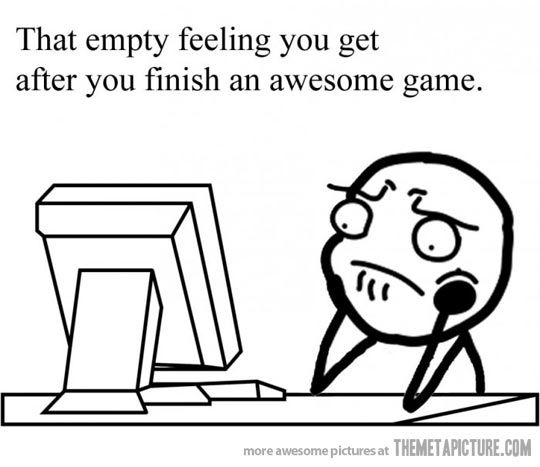 We've all experienced that feeling…