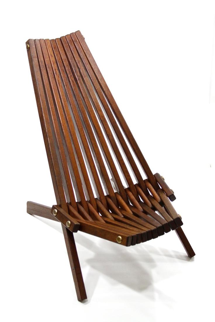 Modern Furniture Chairs - Mid century danish modern chair