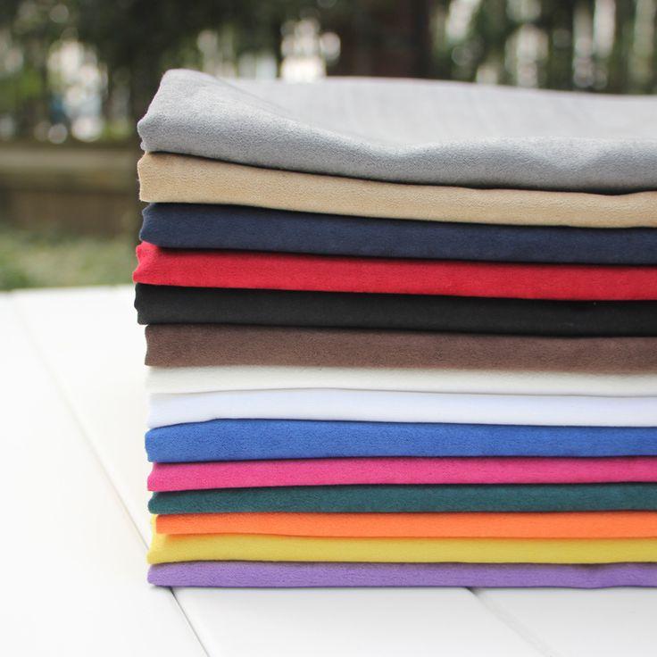 ОБИВКА ДЛЯ ДИВАНА!!! Дешевое Полиэстер искусственного замша равнина ткань материал текстиль для швейных диван подушка одежды одежды подушки пэчворк 2 м $19.88 черный, Купить Качество Ткань непосредственно из китайских фирмах-поставщиках: материалsude ткань: полиэстерширина: около 150 смвес: 200g/mцвет: как изображение показывает, пожалуйста скажите нам, ка