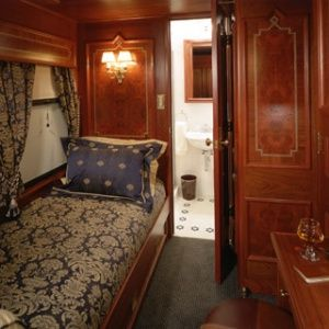 Royal Canadian Pacific,World's Fanciest Sleeper Cars Canada