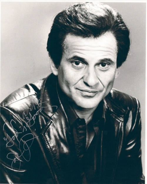 Joe Pesci: Born in Newark - Raised in Belleville - Lives in Lavallette