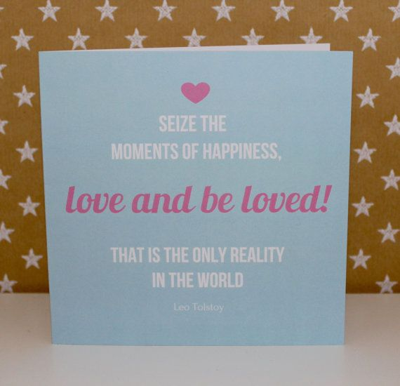 I love this card. Amazing colours. Wedding Card/Anniversary Card/ Engagement card, by wordswithoutpictures