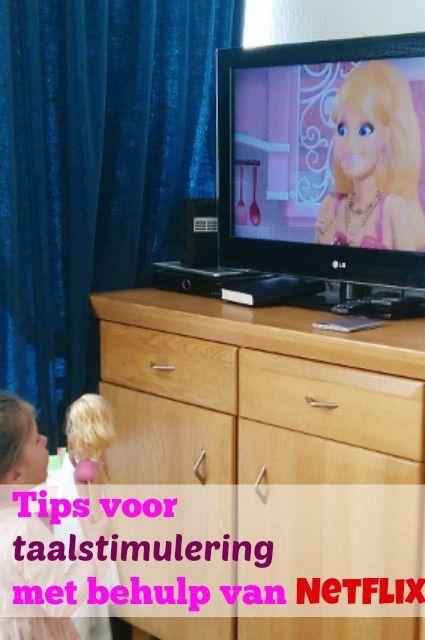 Eenvoudige tips voor het stimuleren van de taalontwikkeling met behulp van Netflix in het kader van de Nationale Voorleesdagen - Mamaliefde.nl: