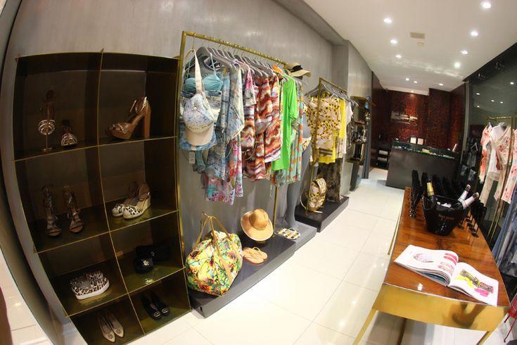 Reopen loja Lança Perfume - La Moda