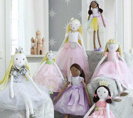 Pottery Barn Kids Designer Doll Collection My Daughter