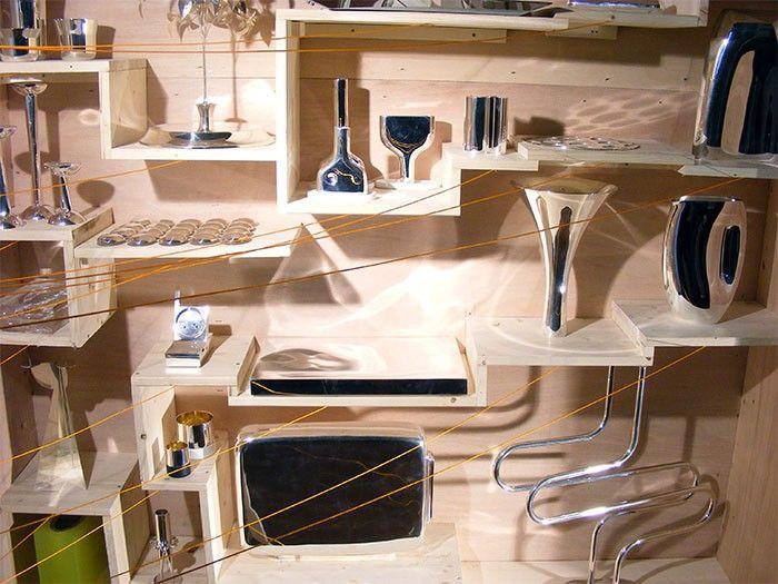 devecchi milano design week : PR5 architetti