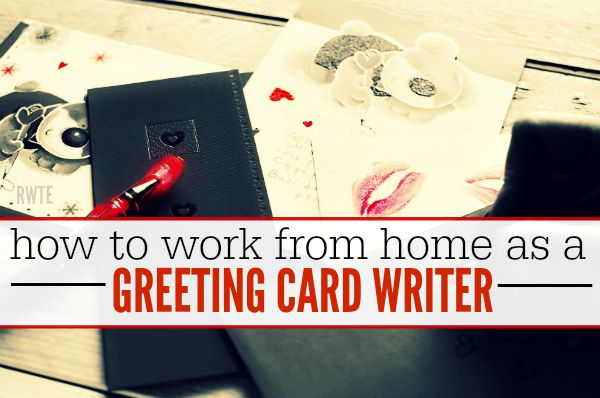 card writing jobs Greeting card writing information by sandra louden card writing is a supplemental income job in a work-for-hire (or freelance) capacity.