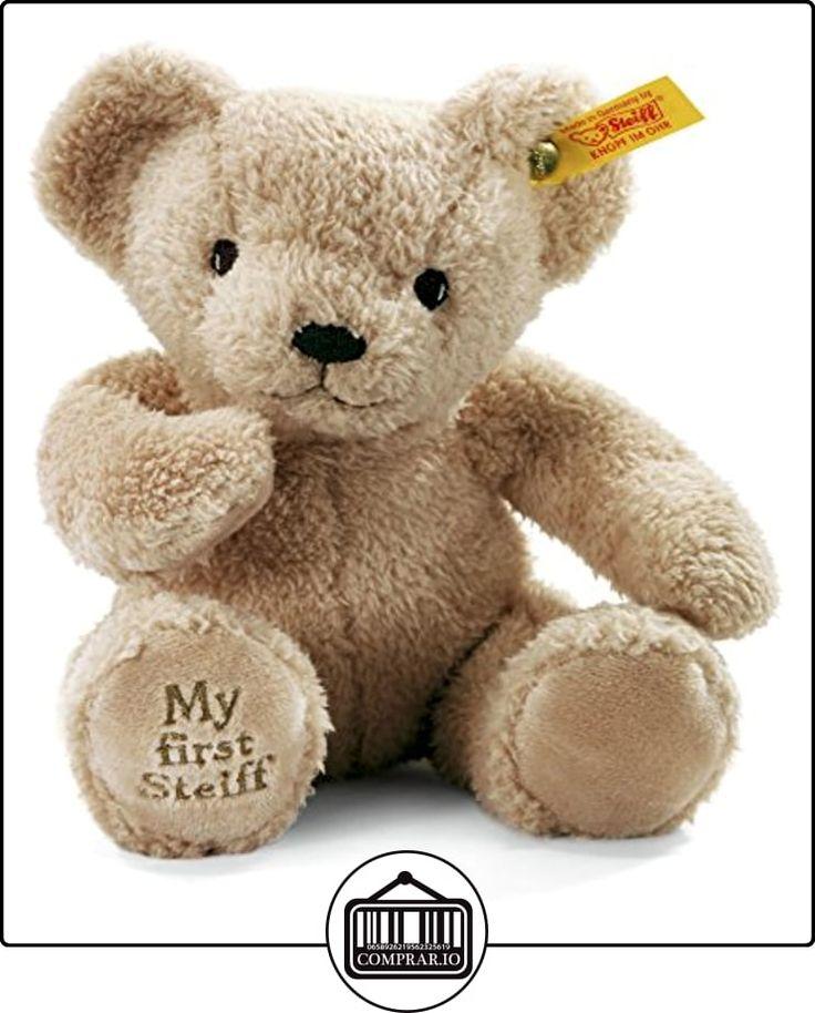 Osito de Peluche Steiff - My First Steiff (Beige, 24cm)  ✿ Regalos para recién nacidos - Bebes ✿ ▬► Ver oferta: http://comprar.io/goto/B005LPTZO6