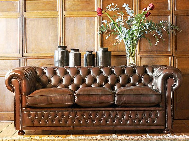 Chesterfield Sofas 5 reasons to own one...it will be mine :)