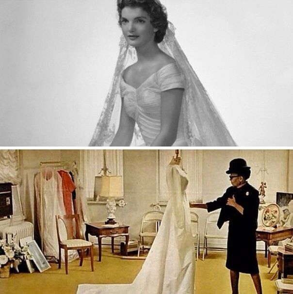 Jacqueline Kennedy Wedding Gown: 1000+ Images About Ann Lowe On Pinterest