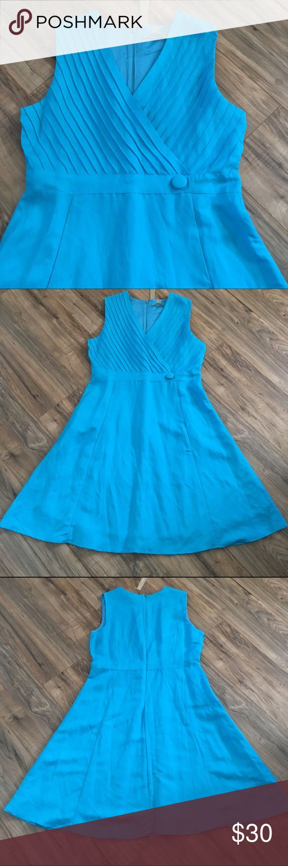 Appraisal women's blue sundress New appraisal blue sundress NWT appraisal  Dresses