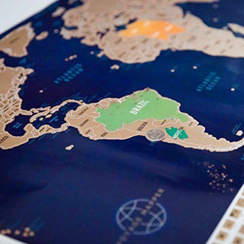 Mejores 13 imgenes de scratch off world map en pinterest mapas mapa del mundo poster rascar mapas del mundo mapas de viaje colores vivos viajes gumiabroncs Gallery