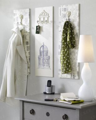 56 Best Images About Garderobe On Pinterest | Entry Ways, Coat ... Diy Flur Garderobe