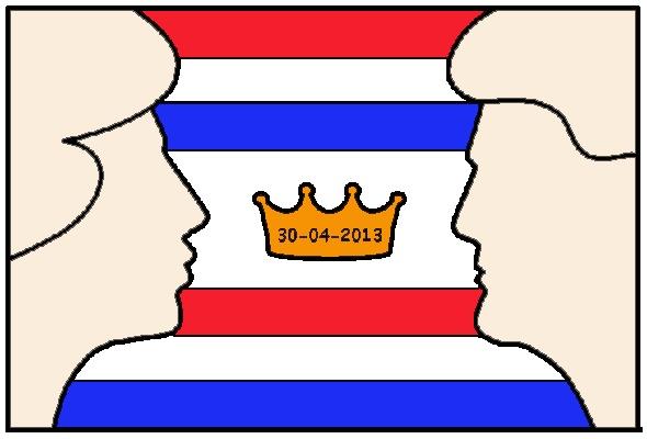 raamhamger kroningsdag