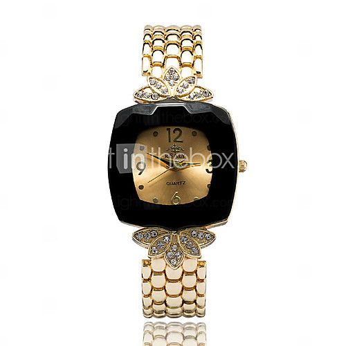 Mujer Reloj de Vestir Reloj de Moda Reloj Pulsera Simulado Diamante Reloj Cuarzo La imitación de diamante Aleación BandaFlor Encanto - USD $11.99 ! ¡Producto DESTACADO! ¡Tenemos un producto destacado a increíble precio bajo! Venga a ver este y otros artículos parecidos. ¡Consiga descuentos, recompensas y mucho más siempre que compre con nosotros!