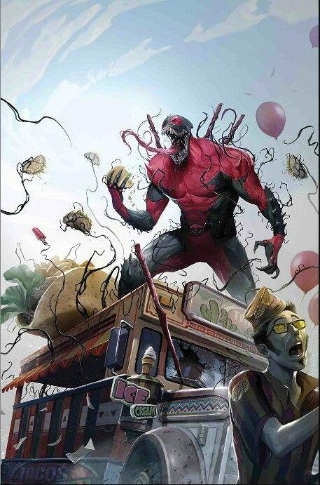 Venomverse: Deadpool.