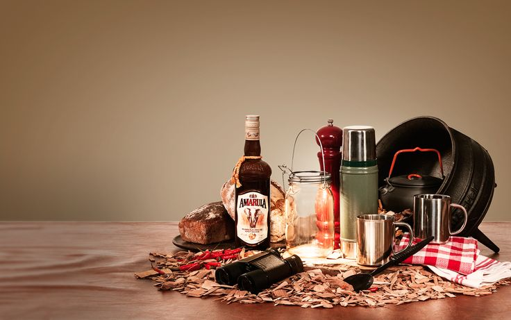 Into the Wild Camping Kit - Create something special for that person who loves the great outdoors. Start with a bottle of Amarula Cream and add a few extras, like a thermal flask, tin mugs and lantern. Visit http://www.amarula.com/gifts#/gifts for more inspiration.