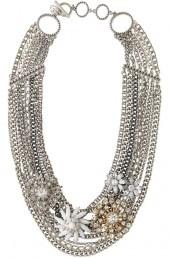 Metropolitan Mixed Chain Necklace