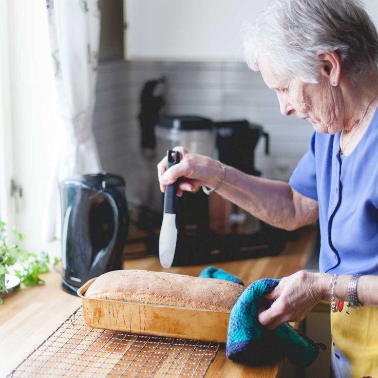 Grovbrød – Farmor si oppskrift