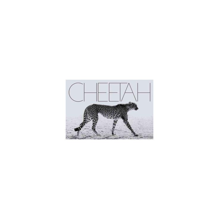 Cheetah (Hardcover) (William Blake & Henry Beston & John James Audubon & Blaise Pascal)