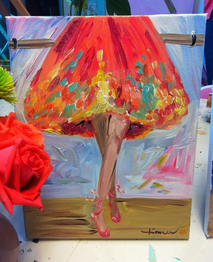 Glittered Ballerina Painting by Timree: Timr Originals Timr Paintings, Timr Originals Timre Paintings, Art Expressions, 33 Pin, Art Craftyth, Paintings Www Timre Com, Ballerinas Dance Paintings, Ballerinas Paintings, Art Art