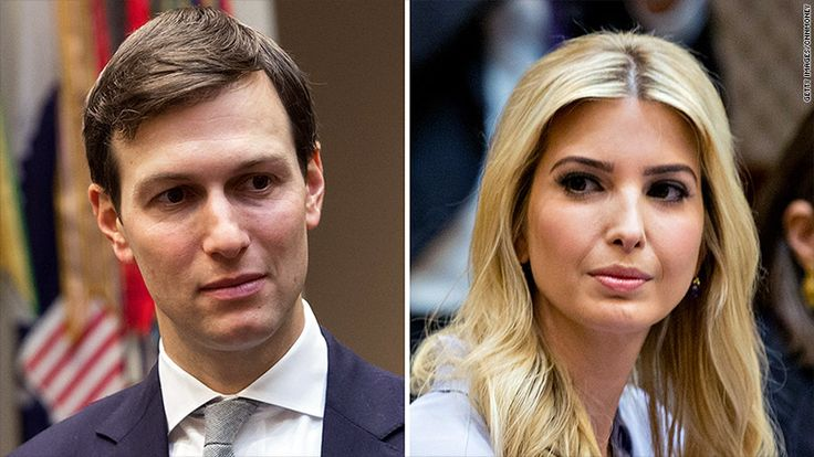 Kushner and Ivanka Trump detail big tech stake, art and up to $762 million in assets  (CNN Money, 7.22.17)