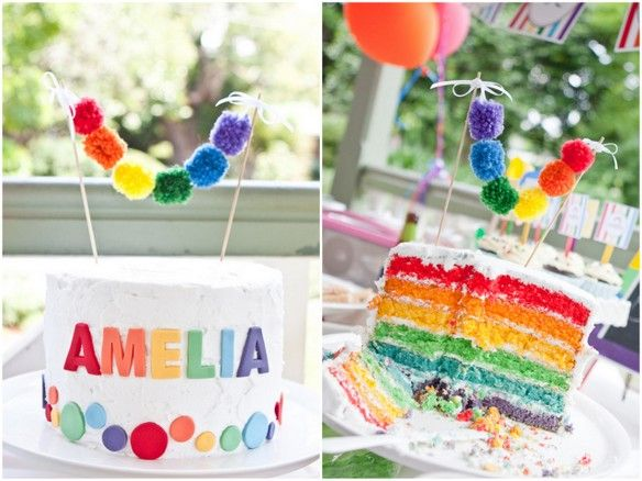 There is something so fun about making birthday parties extra special. I LOVE all these colors for a party! #potterybarnkids