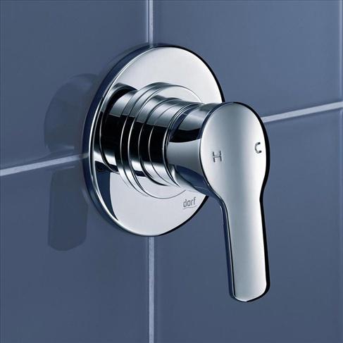alternative mixer tap for shower/bath: Dorf Eclipse Bath/Shower Mixer $219.00