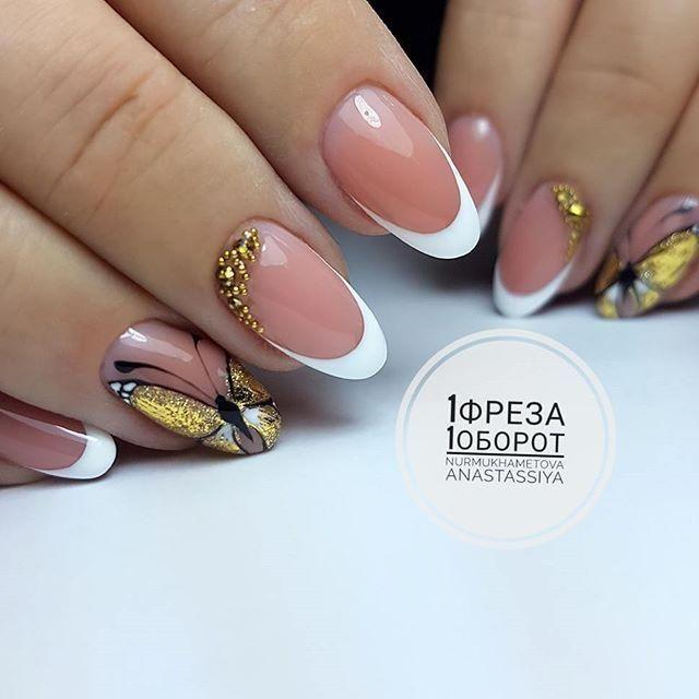 Mariposa dorada