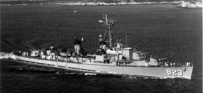 The Battle of Leyte Gulf: Interview with Jack Yusen