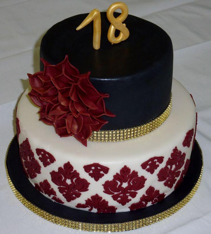 Torte Damast