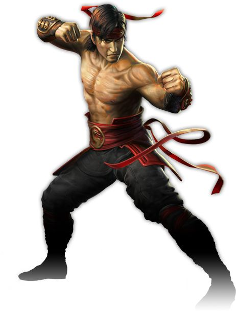 "I got Liu Kang! Which Klassic ""Mortal Kombat"" Character Are You?"