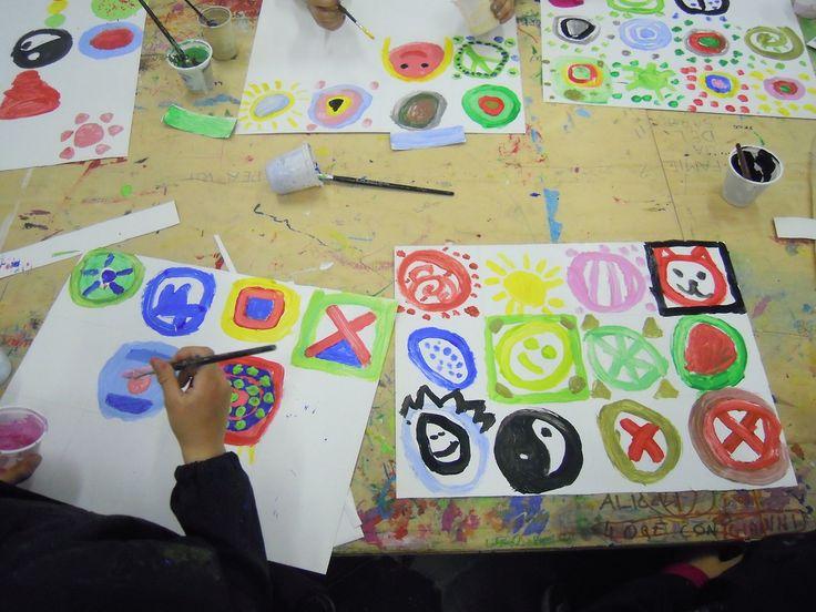 Prendiamo ispirazione da Kandinsky! - Creando si cresce e crescendo si crea