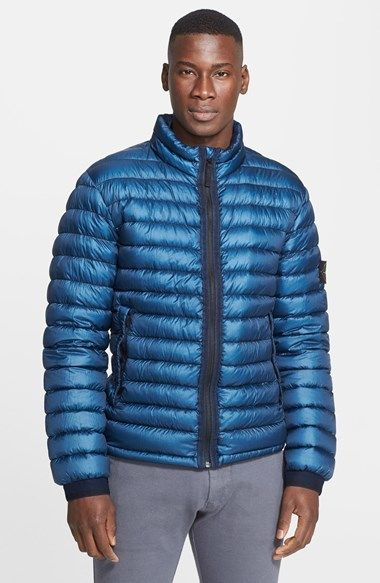 Stone Island Packable Down Jacket on shopstyle.com