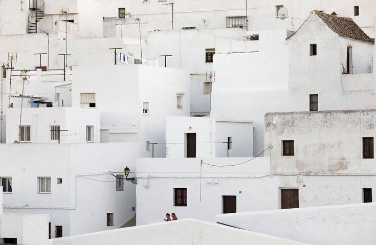 "Spain's ""Pueblos Blancos"" - The Boston Globe"