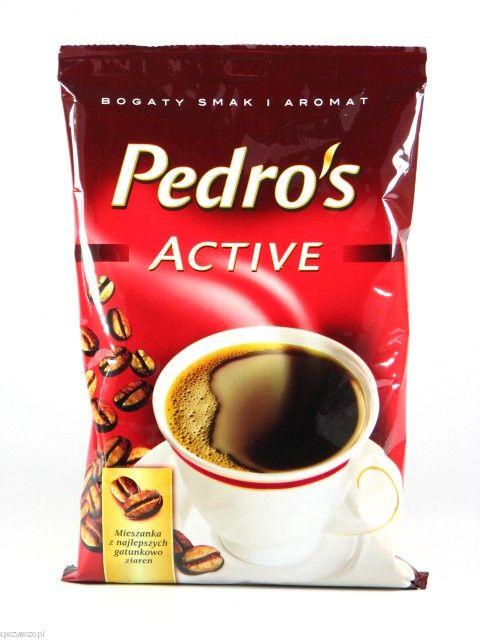 Kawa PEDROS 100g opak.30 | spozywczo.pl http://www.spozywczo.pl/hurtownia-kawy-herbaty