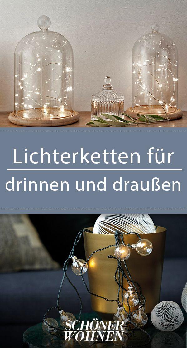 Stimmungsmacher Lichterkette Von Good Moods Bild 4 Lichterkette Lichterkette Draussen Lichterketten Deko