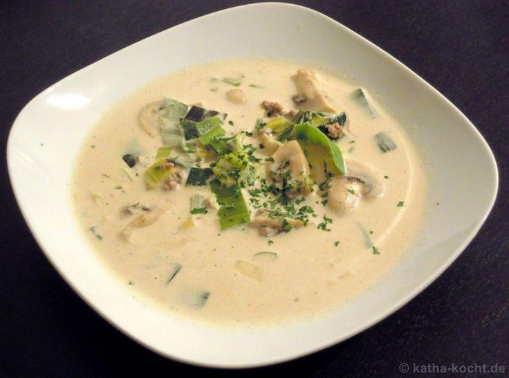 Best 20+ Rezept Käse Hackfleisch Suppe ideas on Pinterest - käse lauch suppe chefkoch