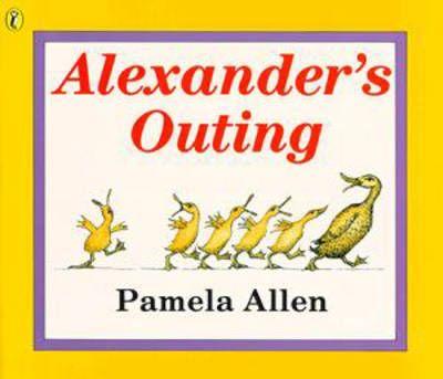 99 - Alexander's Outing by Pamela Allen