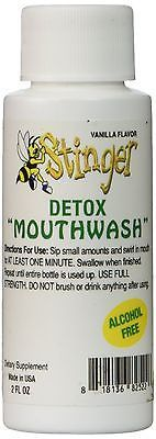 Stinger Detox Mouthwash 2 Fluid Ounce
