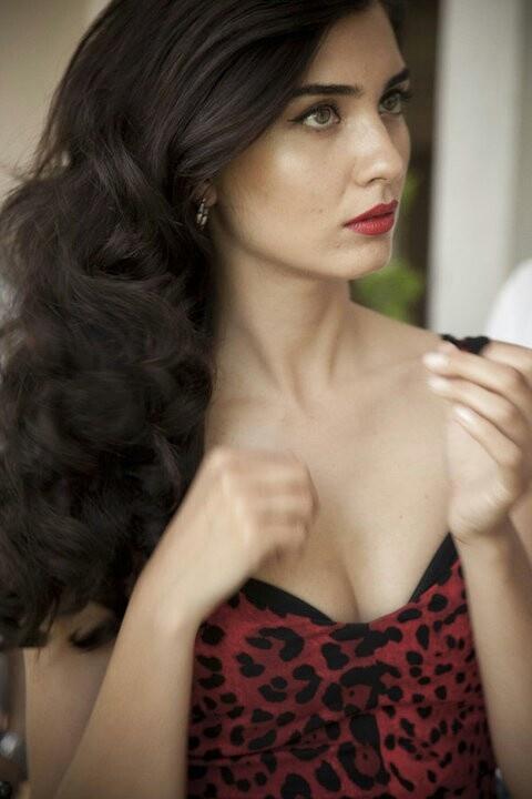 Tuba, turkish actress and model