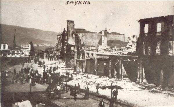 Santeos: Ειδικά για τα γεγονότα της Σμύρνης και Αϊδινίου, ι...